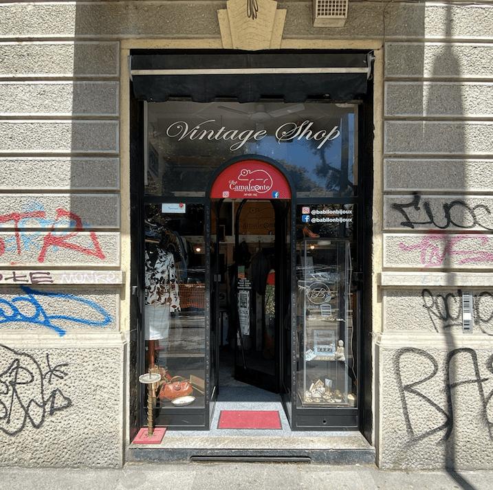 Camaleonte Shop