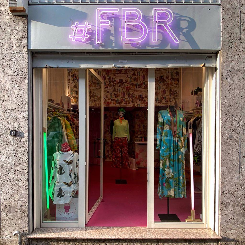 Fashion Brain Revenge